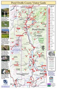 Mud Map of Pend Oreille County