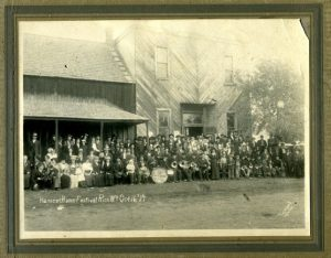 Harvest Festival Rice, Washington October 16th, 1914